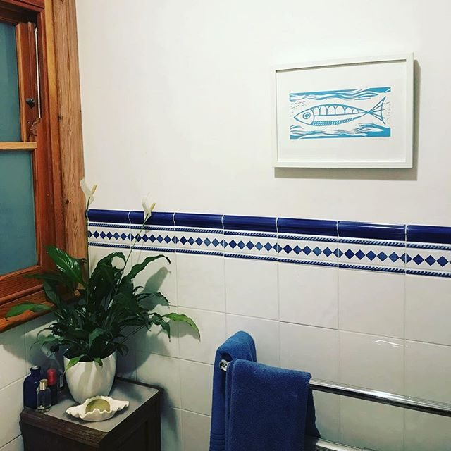 15 - Fish Bathroom
